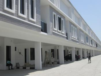 3 Bedroom Terrace with Good Finishing, Off Orchid Road, Lafiaji, Lekki, Lagos, Terraced Duplex for Sale