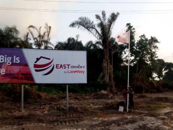 East Amber Estate, Abijo G.r.a, Sharing Fence with Arium Estate, Ajah, Lagos, Residential Land for Sale
