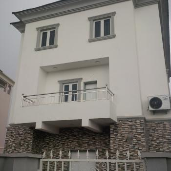Exclusively Built & Serviced 5 Bedrooms Detached Duplex with Bq ( New), Off Ademola Adetokunbo Crescent, Wuse 2, Abuja, Detached Duplex for Rent