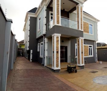 Luxurious Fully Detached 5 Bedrooms Duplex with a Room Bq, Magodo Phase 1 Estate, Magodo, Lagos, Detached Duplex for Sale