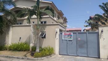 3 Bedroom Flat with a Bq, a Series, Lekki Phase 1, Lekki, Lagos, Flat for Rent