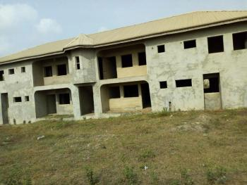 Uncompleted 4nos of 3 Bedroom Flats on 1,400 Square Meters, Egbeda, Oyo, Flat for Sale