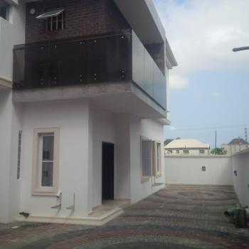 Brand New and Uniquely Finished Super Luxury Duplex with Bq, Osapa, Lekki, Lagos, Detached Duplex for Rent