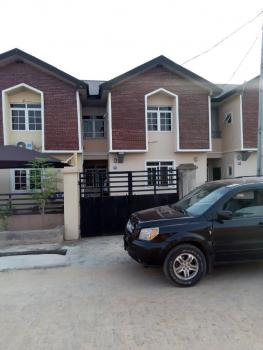 4 Bedroom Terrace Duplex with 2 Sitting Rooms Up/down, Sparklight Estate, Magboro, Ogun, Terraced Duplex for Sale