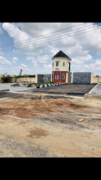 Rose Gardens, 7 Minutes Drive From Journalist Estate at Arepo Before Lotto Bus-stop Very Close to The Rccg, Asese, Ibafo, Ogun, Residential Land for Sale