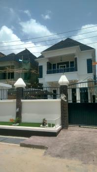 a Contemporary Brand-new 5 Bedroom Duplex, Prince Ibrahim Eletu Estate ( Aa Rescue ), Osapa, Lekki, Lagos, Semi-detached Duplex for Rent
