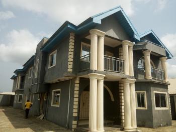 5 Bedroom Duplex, Akabueze Street,bashorun,opposite Fara Park,majek, Sangotedo, Ajah, Lagos, Semi-detached Duplex for Rent