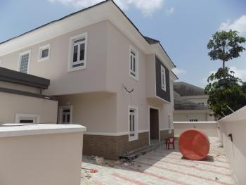 Brand New 5 Bedroom Fully Detached with 2 Rooms Bq, Vgc, Lekki, Lagos, Detached Duplex for Rent