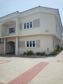 Solid Structured and Spacious 4 Bedroom Semi-detached Duplex with Bq, Lekki Phase 1, Lekki, Lagos, Semi-detached Duplex for Rent