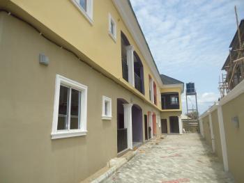 Classically Finished 4 Units of 2 Bedroom Flats, Ogunfayo Road, Eputu, Ibeju Lekki, Lagos, Flat for Rent
