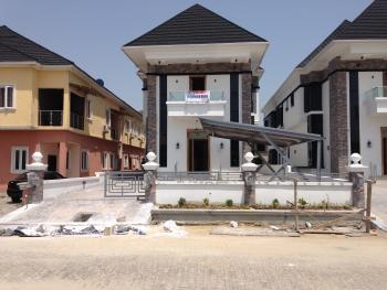 Massive Fully Detached 5 Bedroom House in Lekki County, Located Within Megamound Estate, Vgc, Lekki, Lagos, Detached Duplex for Sale