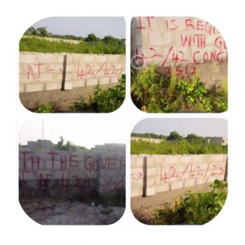 Distress Sale  - 2 Plots, Oko Olomi, Lekki Expressway, Lekki, Lagos, Mixed-use Land for Sale