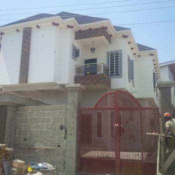 Luxury, Brand New and Tastefully Finished 4bedroom Duplex with Bq, Lekki Expressway, Lekki, Lagos, Semi-detached Duplex for Sale