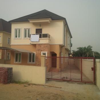 New 4 Bedroom with Bq, Ikota Villa Estate, Lekki, Lagos, Detached Duplex for Rent
