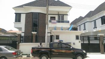 Newly Built Four Bedroom Detached House with Bq, Osapa, Lekki, Lagos, Detached Duplex for Rent