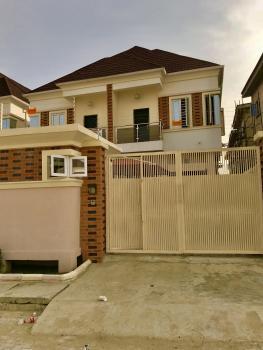 Newly Built Four Bedroom Semi Detached House with Bq for Rent in Ikota, Ikota Villa Estate, Lekki, Lagos, Semi-detached Duplex for Rent