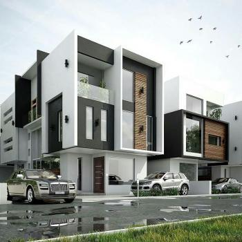 5 Bedroom Detached House with 1 Bedroom Bq, Alma Beach Road, Lekki Phase 2, Lekki, Lagos, Detached Duplex for Sale