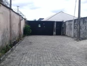 Well Located and Neatly Maintained 2 Bedroom Flat, Okilton Drive, Port Harcourt, Rivers, Flat for Rent