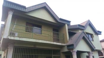 5 Bedroom Detached House on 700sqm Land Area in Private Estate, Runsewe Estate, Ahmmadiyya, Abule Egba, Agege, Lagos, Detached Duplex for Sale