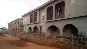 2 Blocks of 4 Flats of 3 Bedroom Each on 2 Plots Close to Major Road, Lafenwa, Abeokuta South, Ogun, Block of Flats for Sale