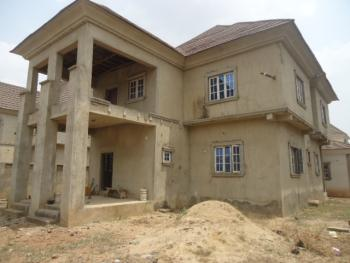 4 Bedroom Duplex with 2 Units One Bedroom Apartment, Lokogoma District, Abuja, Detached Duplex for Sale