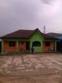 Decent Detached 3 Bedroom Setback Bungalow, No 3 Chief Ogunka Street,adp/school to Land Estate,, Obio-akpor, Rivers, Detached Bungalow for Sale