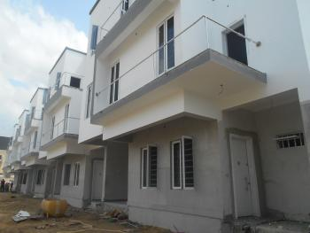Luxury 5 Bedrooms Terraced Duplex with Excellent Facilities, Oral, Lekki, Lagos, Terraced Duplex for Sale