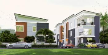 1 Bedroom Premium Terraced Duplex, Orchid Hotel Road, Eleganza (after Lekki Toll), Lekki, Lagos, Terraced Duplex for Sale