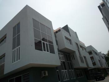 Luxury 8 Unit (4left) of 4-bedroom Terrace Duplex with a Maids Room Each, Off Glover Road, Old Ikoyi, Ikoyi, Lagos, Terraced Duplex for Sale