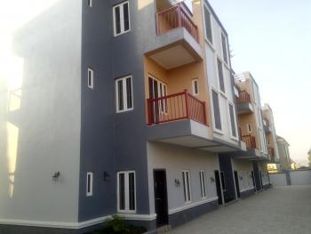 Tastefully Finished 3 Bedroom Terraced House, Garki, Abuja, Terraced Duplex for Rent