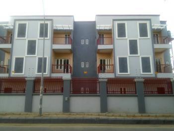 Lavishly Finished & Well Built 3 Bedroom Terrace Duplex, Off Ladoke Akintola Boulevard Way, Garki Ii, Garki, Abuja, Terraced Duplex for Rent