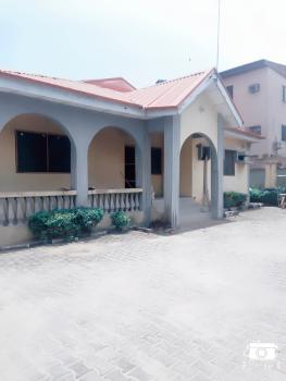 Spacious and Neatly Finished  5  Bedroom Fully Detached Bungalow  with a Room and Parlor Bq, Thomas Estate, Ajah, Lagos, Detached Bungalow for Rent