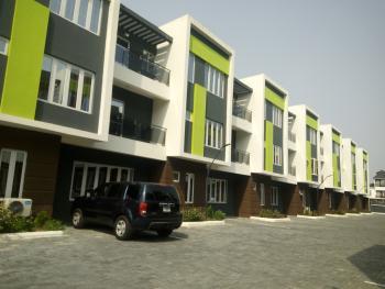 Brand New 5 Bedroom Terrace Duplex, Ikate Elegushi, Lekki, Lagos, Terraced Duplex for Sale