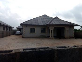 2 Buildings on a  Plot, Along Ayede Street, Ijebu Ode, Ogun, Semi-detached Bungalow for Sale