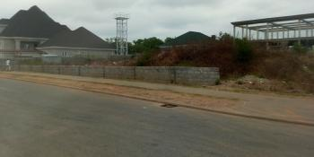 1500sqm Corner Plot with C of O, By Nnpc Filling Station, Guzape District, Abuja, Residential Land for Sale