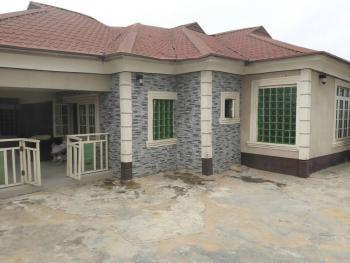 Newly Built 4 Bedroom Flat, Pop Ceiling, All Rooms En Suit, Each Room with Wardrobe, Big Siting Room, Peace Estate, Ipaja, Lagos, Flat for Sale