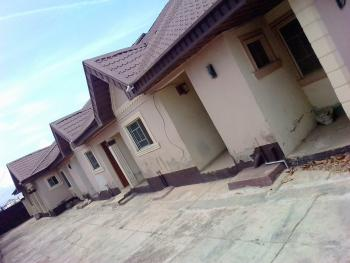 a 3 Bedroom, Two Units of 2 Bedroom & a Room Self Contained with C of O, Bolaji Okanlawon Street, Erunwe, Igbogbo, Ikorodu, Lagos, Block of Flats for Sale