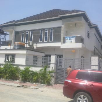Lovely 4 Bedroom Semi Detached Duplex, Agungi, Lekki, Lagos, House for Rent