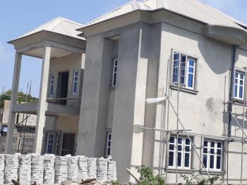 Fantastic and Luxury 2 Units 3 Bedroom Flat Together Up and Down at 90% Completed, Heritage Garden By United Estate, Sangotedo, Ajah, Lagos, Flat for Sale
