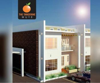 4 Bedroom Terrace Duplex + Bq, Wuye, Abuja, Terraced Duplex for Sale