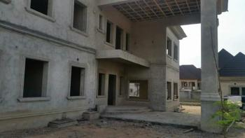 6 Bedroom Duplex with Visitors Chalet, Drivers Lodge, on 4 Plots of Land, New Gra, Agric, Ilorin South, Kwara, Detached Duplex for Sale
