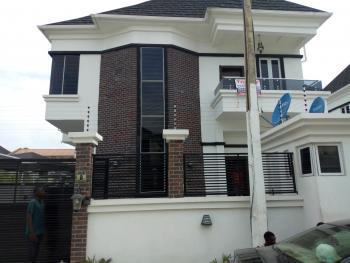 Luxury 4 Bedroom Fully Detached Duplex with Bq, Osapa, Lekki, Lagos, Detached Duplex for Rent