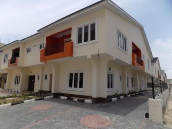 Tastefully Finished 4 Bedroom Semi Detached Duplex with En Suite Bq, 24 Hours Electricity, Ikate Elegushi, Lekki, Lagos, Semi-detached Duplex for Rent