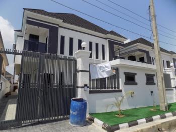 Tastefully Finished 4 Bedroom Semi Detached Duplex with Bq Facing a Major Road, Suitable for Commercial Purpose, Ikate Elegushi, Lekki, Lagos, Semi-detached Duplex for Sale