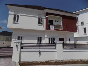 Tastefully Finished 5 Bedroom Duplex with Bq in a Gated Estate, Lekki County Homes Estate, Ikota Villa Estate, Lekki, Lagos, Detached Duplex for Sale