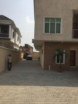 a Fantastically Finished 4 Bedroom Duplex Plus a Room Boys Quarters, Prince Ibrahim Eletu Estate, Osapa, Lekki, Lagos, Semi-detached Duplex for Rent