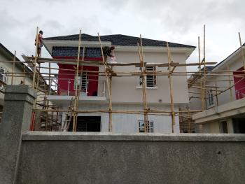 Newly Built 3 Bedroom Semi Detached Duplex  with Bq, Thomas Estate, Ajah, Lagos, Semi-detached Duplex for Sale