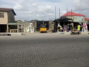 Commercial Land Facing Major Road, Owode Road, Ado, Ajah, Lagos, Commercial Land for Rent