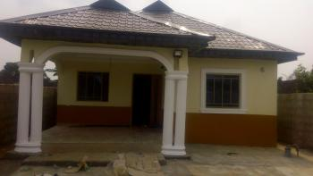 a Newly Built Four (bedroom) Bungalow, Fully Furnished, Fenced and Painted., Off Itele Road, After Lafenwa Bus Stop, Ado-odo/ota, Ogun, Detached Bungalow for Sale