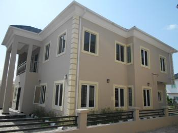 Brand New 4 Bedroom Fully Detached House with a Room Bq  in Victory Park Estate, Osapa, Lekki, Lagos, Detached Duplex for Sale